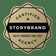 Web - StoryBrand Agency Badge-c