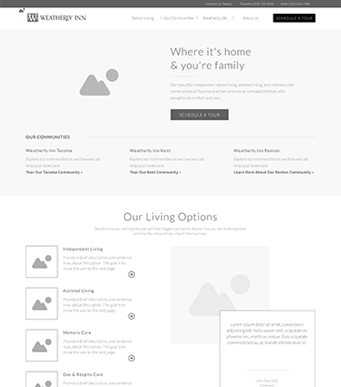 Cropped - Home - Wireframe - Weatherly
