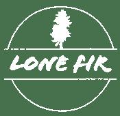 Lone Fir Creative Logo