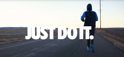 Just do it commercial