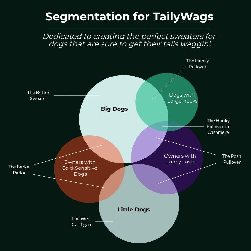 TailyWags Segmentation Strategy